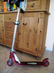Alu-Scooter HYSKATE City-Roller klappbar mit