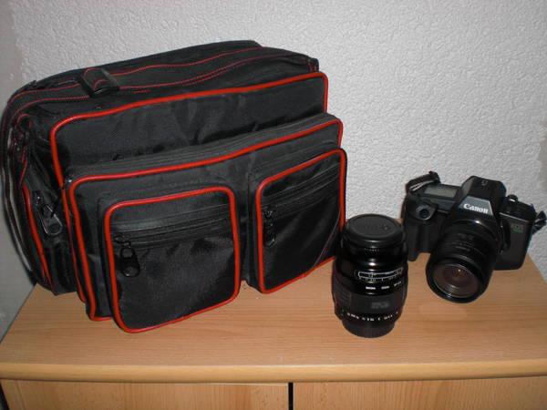 Analoge Spiegelreflexkamera Canon EOS 600