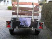 Anhänger PKW600kg