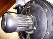 Ansaug- und Lüftermotor gross