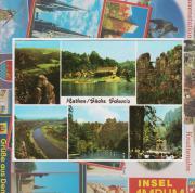 Ansichtskarte von Rathen Sächsische Schweiz