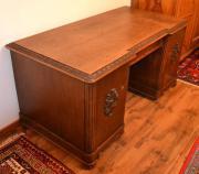 antiker Schreibtisch Gründerzeit um 1900