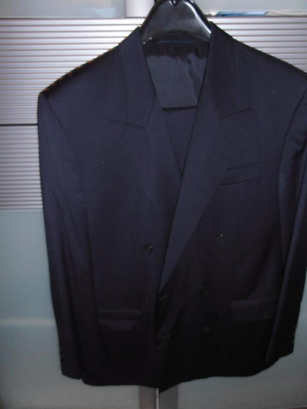 Anzug dunkelblau, Gr. » Herrenbekleidung