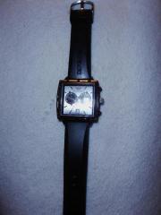 ARMANI Designer Armband Uhr Chrono