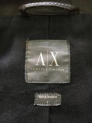 Armani Exchange Lederjacke