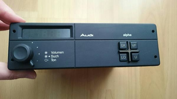 AUDI Alpha M95