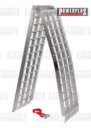 Auffahrrampe Motorrad klappbar Aluminium - Extra