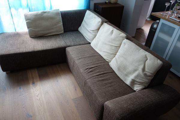 Ausziehbares Ecksofa » Polster, Sessel, Couch