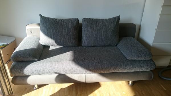 ausziehbares sofa in g tzis polster sessel couch kaufen und verkaufen ber private kleinanzeigen. Black Bedroom Furniture Sets. Home Design Ideas