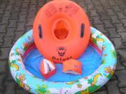 Baby Pool Schwimmsitz Schwimmärmel