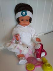 Babypuppe DDR Gr.