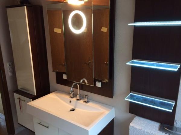 badezimmer h gebraucht kaufen nur 2 st bis 70 g nstiger. Black Bedroom Furniture Sets. Home Design Ideas