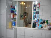 Badspiegelschrank, Regal, Massage-