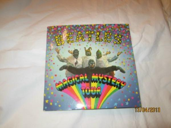 Beatles Doppel - Single Magical Mystery