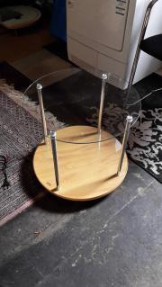Glasplatte rund haushalt m bel gebraucht und neu for Wohnzimmertisch zweiteilig
