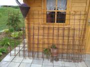 Betonstahlmatten / Baustahlmatten - Reste (