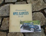 Betriebsanleitung Opel Kapitän