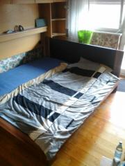 Bett 2X2 m