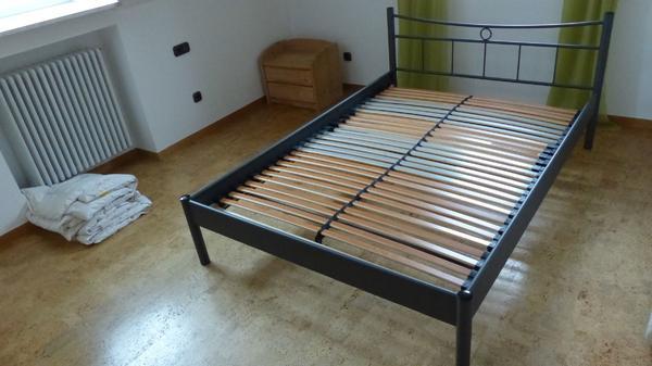 Bett, Metallbett 140x200 » Betten
