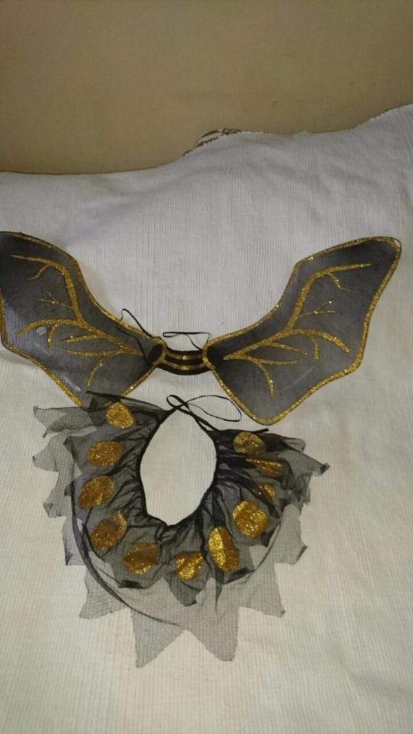 Biene Karnevalskostüm Fasnachtskostüm Faschingskostüm