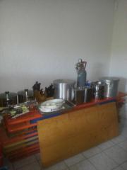 Bierzelt Tisch mit 2 Bänken