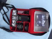 Biete Spiegelreflexkamera Canon
