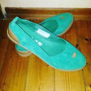 Biete Timberland Schuhe an