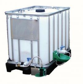 Bild 4 - Biete Wasserwagen und Fässer verzinkt - Neumünster