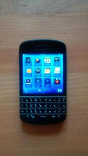 BlackBerry Q10 zu
