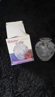 Bleikristall-Vase von Tchibo höhe ca