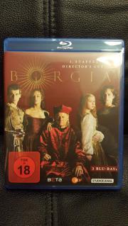 Blu-ray Box BORGIA Staffel 1
