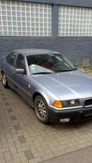BMW 316i Automatik.