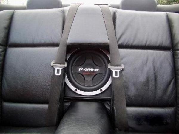 bmw e36 cabrio subwoofer system bass box csc ii csc 2 neu. Black Bedroom Furniture Sets. Home Design Ideas