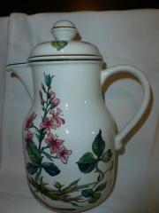 Botanica Villeroy Boch Kaffeekanne Menyanthes