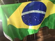 Brasilien FAHNE 92