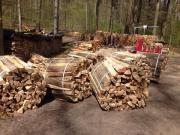 Brennholz mit Charakter