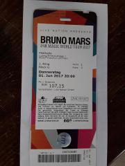Bruno Mars Festhalle