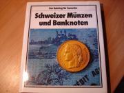 Buch Schweizer Münzen und Banknoten
