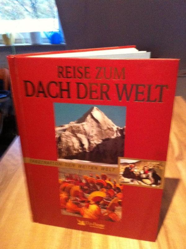 Buch - Zum Dach der Welt - Nürnberg Schweinau - Sehr gut erhaltenes Buch! Viele Fotos! - Nürnberg Schweinau