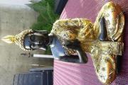 Buddha Statue NEU 30 cm