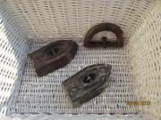 Bügeleisen antik Vintage Rutscherl alt