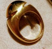 BULGARI GOLD RING