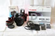 Canon EOS 20D +