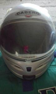 Carberg Motorad Helm