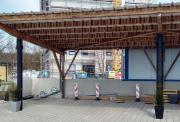 Carport Stellplatz (max.
