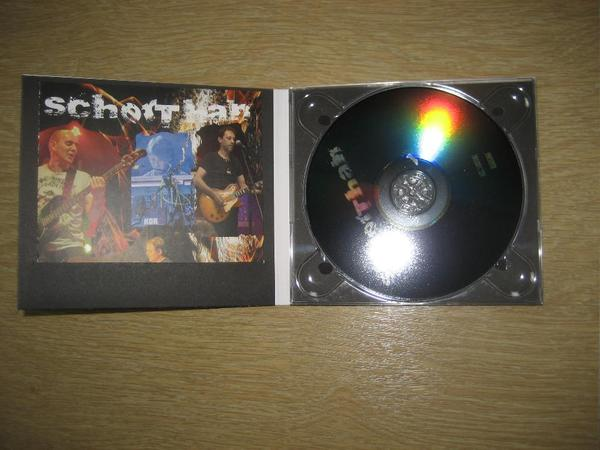 CD von SCHERTHAN schnörkelfreier geradliniger