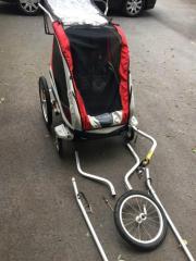 chariot Fahrrad Anhänger