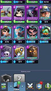 Clash Royale Level