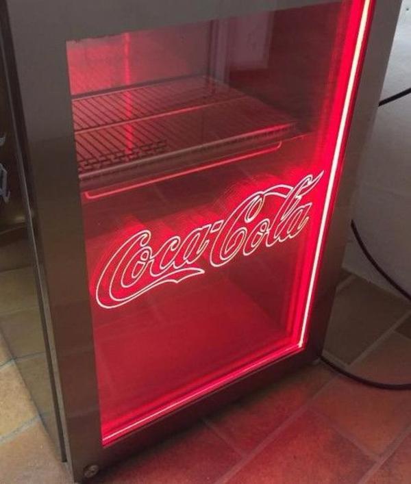 Ziemlich Kleiner Cola Kühlschrank Galerie - Die Kinderzimmer Design ...