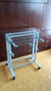 Computertisch glas  Computertisch Glas - Haushalt & Möbel - gebraucht und neu kaufen ...